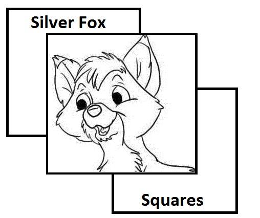 Silver Fox Squares