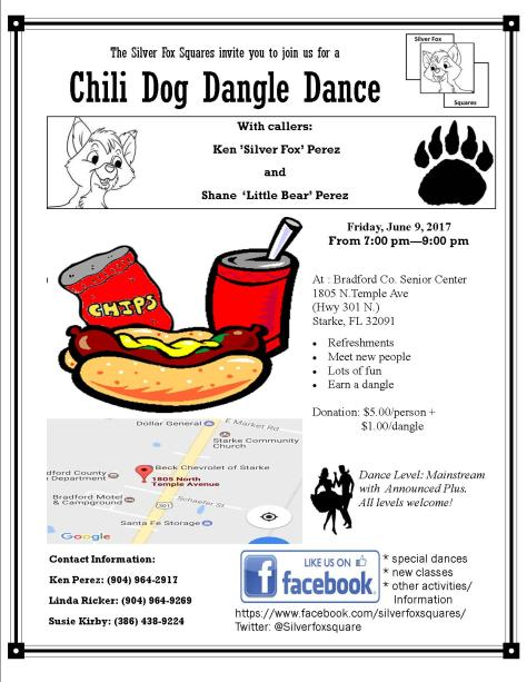 Chili Dog Dance Flyerpaw