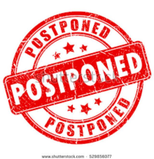 Postponed: Graduation Dance